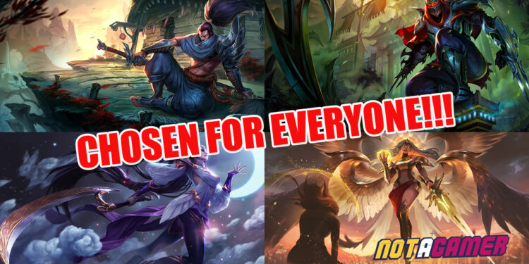 "Teamfight Tactics Patch 11.4: ""Chosen"" for everyone!!! 1"