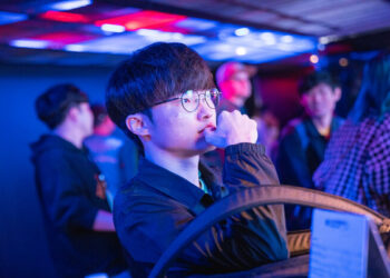 LAS VEGAS, NEVADA - DECEMBER 5: --- during 2019 League of Legends All-Star Event at HyperX Esports Arena on December 5, 2019 in Las Vegas, Nevada. (Photo by Tina Jo/Riot Games)