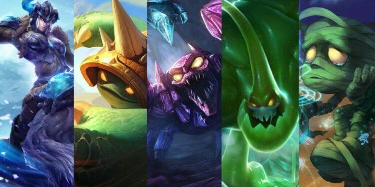 League Patch 11.4: The rise of Tank jungle meta 1