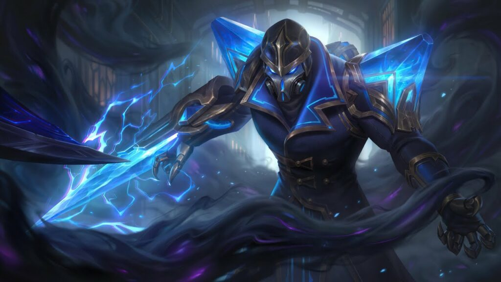 Kassadin makes a huge comeback in Mid Lane with Everfrost in Patch 11.4 4