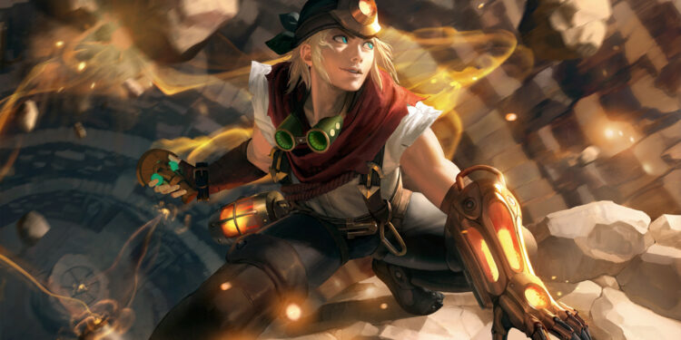 Ezreal continues to become the best ADC in League Patch 11.12 1