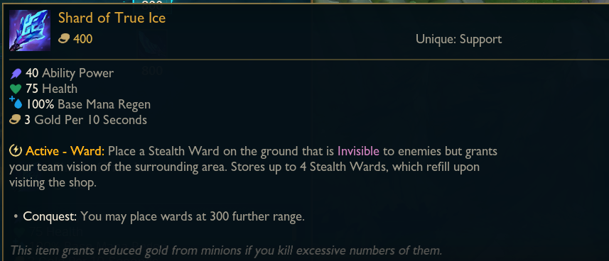 League patch 11.5 previews: adjustment aims at ward range of support items 2