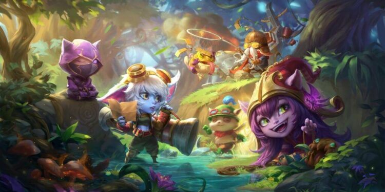 Wild Rift patch 2.1 notes: Tristana and Corki are getting buffs, Kennen finally receive nerfs 1