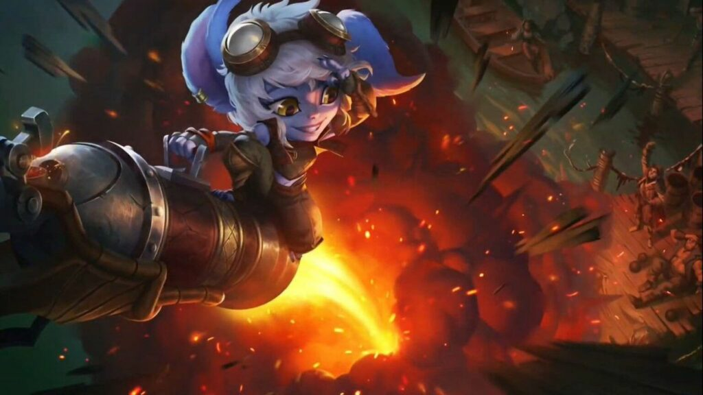 Wild Rift patch 2.1 notes: Tristana and Corki are getting buffs, Kennen finally receive nerfs 2
