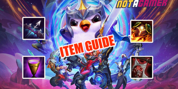 Teamfight Tactics: Item guide for TFT 11.6 updates 1