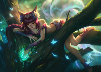 Ahri comebacks as one of the best pick with a new 11.5 build 6