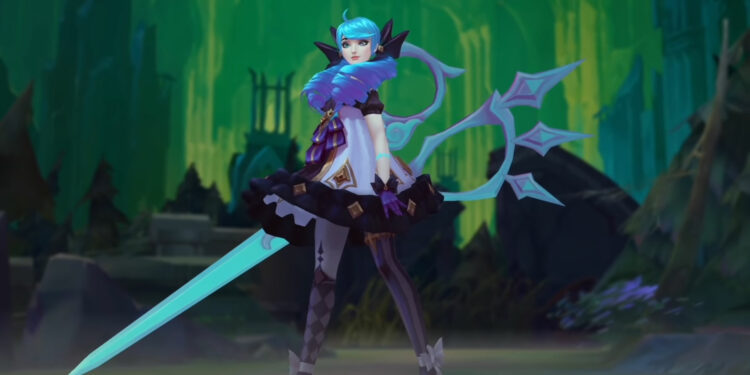 New Champion's teaser - Gwen: The Hallowed Seamstress 1