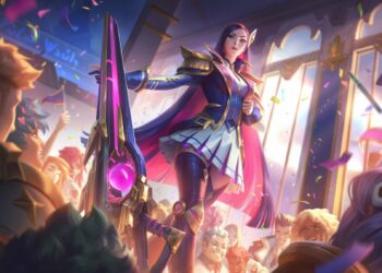 Riot reveals how champions are chosen for Legendary skins making 3