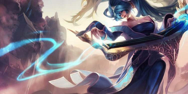 """Riot plans on Sona buffs by adding new mechanics that make her a """"super late game"""" champion 1"""