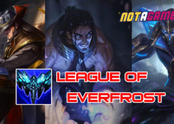 """Riot Games: """"Welcome to League of Everfrost"""" 7"""