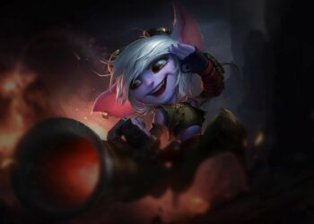 Tristana: Top ADC in Patch 11.5 2
