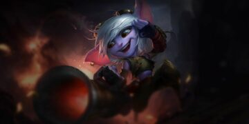 Tristana: Top ADC in Patch 11.5 8