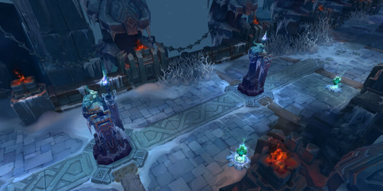 The randomness of ARAM mode discussed by Riot Games 1