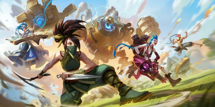 Wild Rift officially launch in Americas on March 29th 1