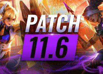 patch 11.6