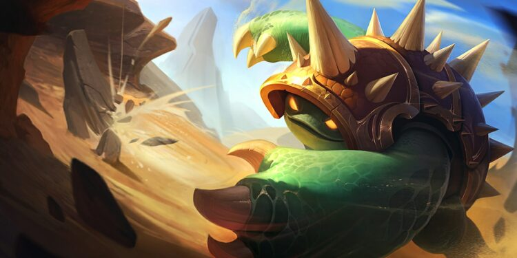 Rammus VFX and ability update set to hit PBE server soon 1