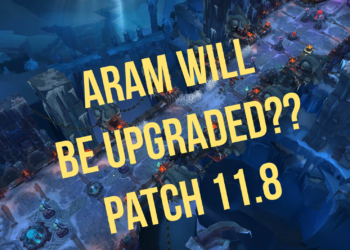 "League of legends: ARAM will be fully ""upgraded"" in patch 11.8 27"