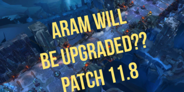 """League of legends: ARAM will be fully """"upgraded"""" in patch 11.8 5"""