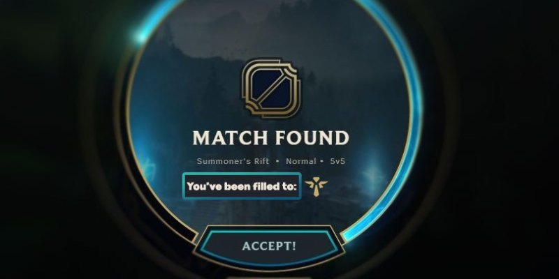 No more Autofill: Player found out a trick that helps you avoid Autofill in ranked games 1