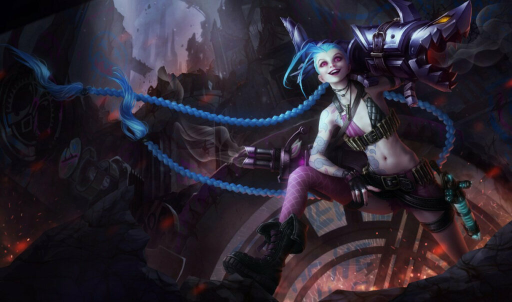 "League patch 11.9: Big nerfs to the jungle pool, ""Bot lane"" Kog'maw and Lulu received huge buffs 8"