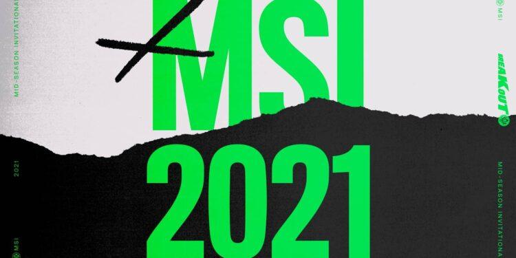 MSI 2021 exclusive rewards