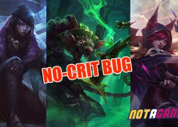 League of Legends: 3 marksmen have been disabled because of a huge bug 7
