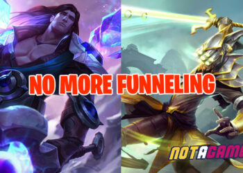 League of Legends: Funneling will be got rid of in patch 11.9 4