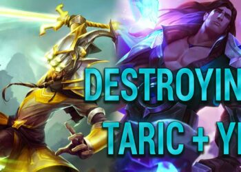 Master Yi + Taric - Strategy: Toxic but Viable 9
