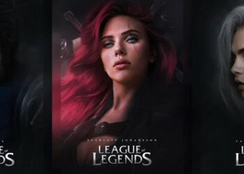 Riot Entertainment with an upcoming live action movie of League of Legends? 4