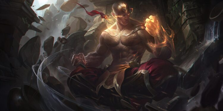 Patch 11.8 Preview brings buffs to Lee Sin, Aphelios and opens up the champion pool for jungle 1