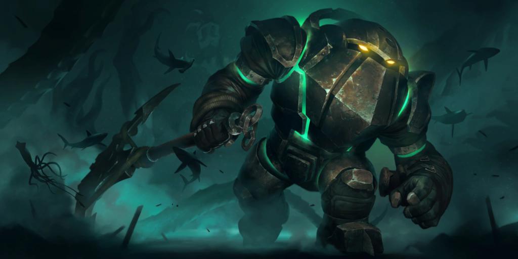 League Patch 11.11 plans to shift Nautilus into the Jungle 2