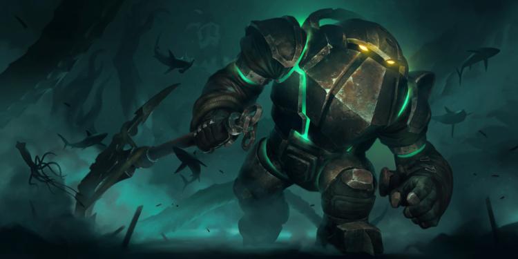 League Patch 11.11 plans to shift Nautilus into the Jungle 1