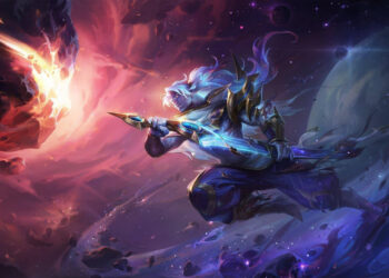 """Riot launches beautiful Cosmic skin series """"top of the tip"""" for Yasuo but unfortunately not for League of legends 5"""
