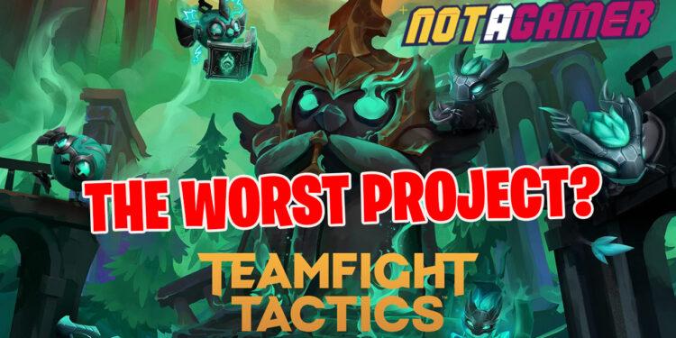 TFT Set 5: A failure of Riot Games? 1