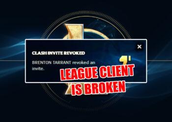 League Client new exploits