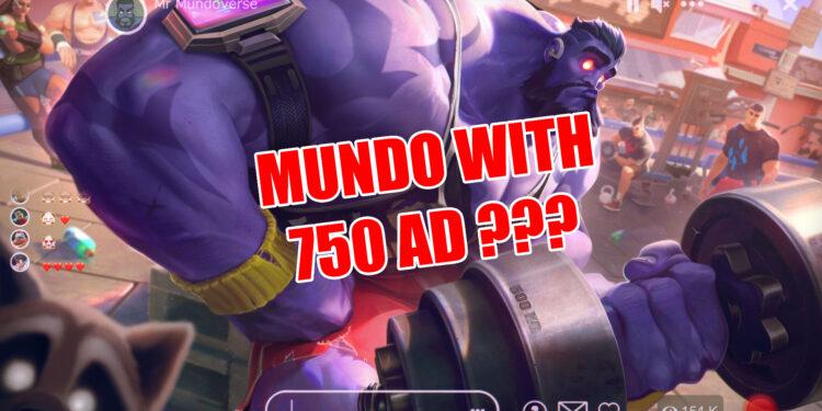 Dr. Mundo Rework 750 AD