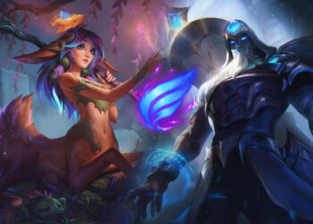 Phase Rush nerf makes Ryze and Lillia the worst champion in the game