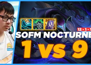 SofM and Nocturne Jungle: the duo climbing top 13 Challenger 1