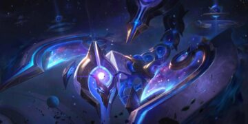 Skarner can use Ultimate to disrupt Unstoppable skills in League of Legends 2