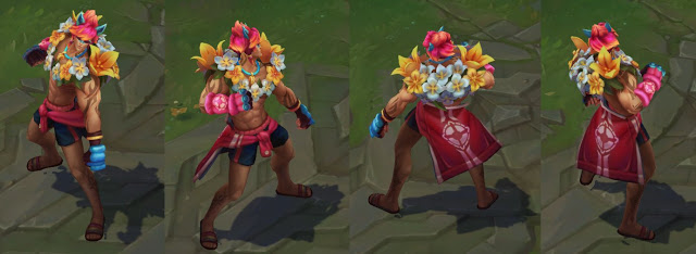 New Sett and Braum Pool Party skins just in time for summer 3