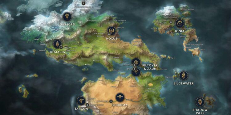 League of Legends MMO and everything we know about it 1