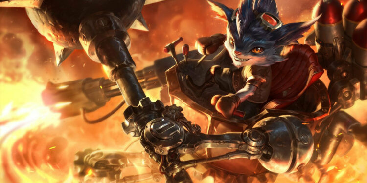 Rumble to become one of the best Jungler in Patch 11.9 1