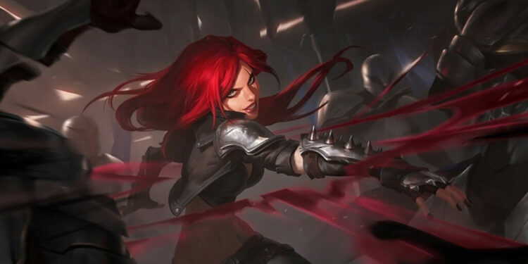 Wild Rift: How to counter Katarina, the Sinister Blade 1