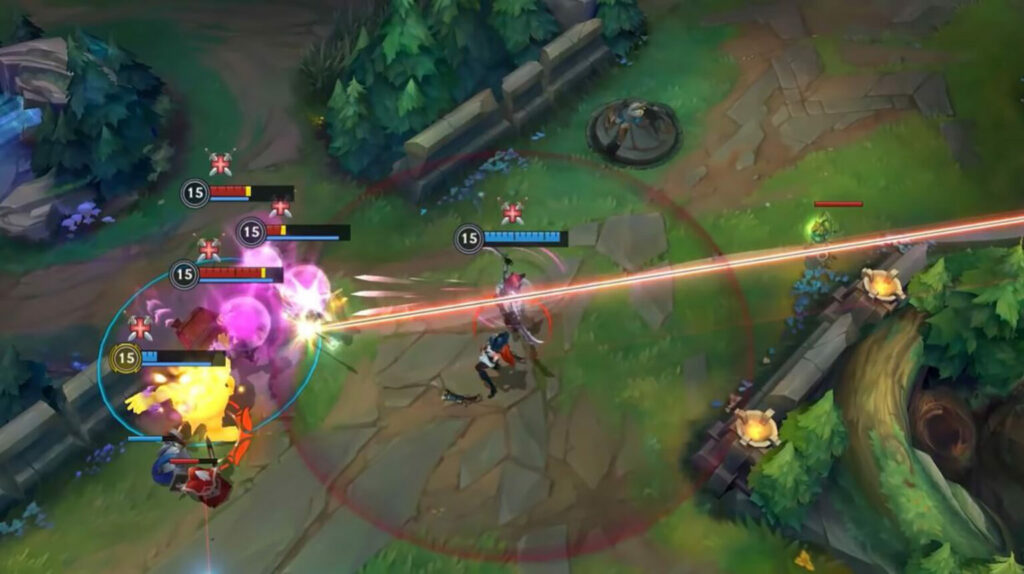 Wild Rift: How to counter Katarina, the Sinister Blade 2