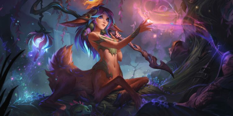 League Patch 11.14 detailed upcoming Lillia changes 1