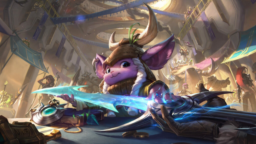 LGBTQIA+ stories will continue to be promoted by League of Legends canon 1