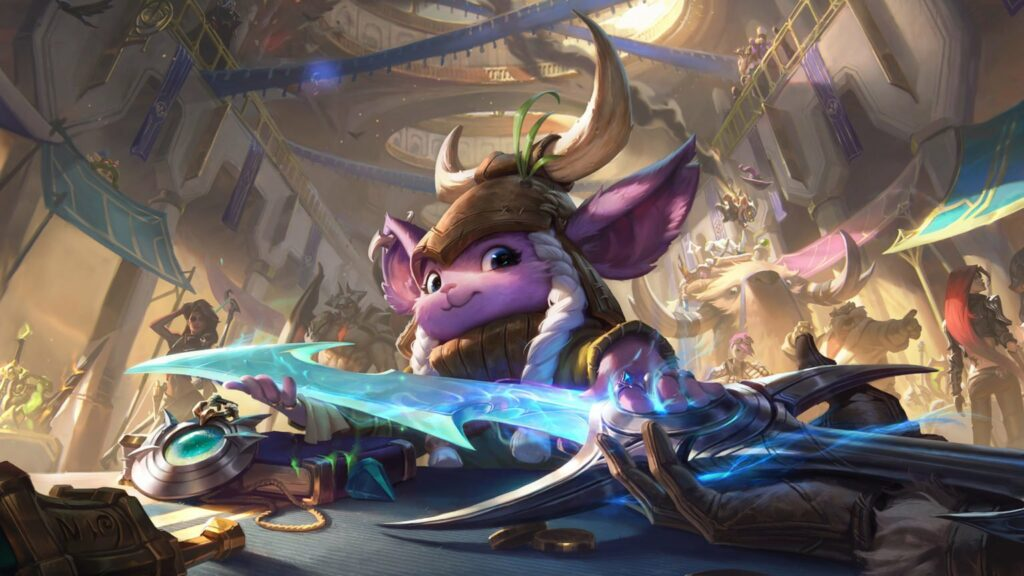 New Legendary items for Enchanters, Tank, and Sanguine Rework are confirmed by Riot Game 2