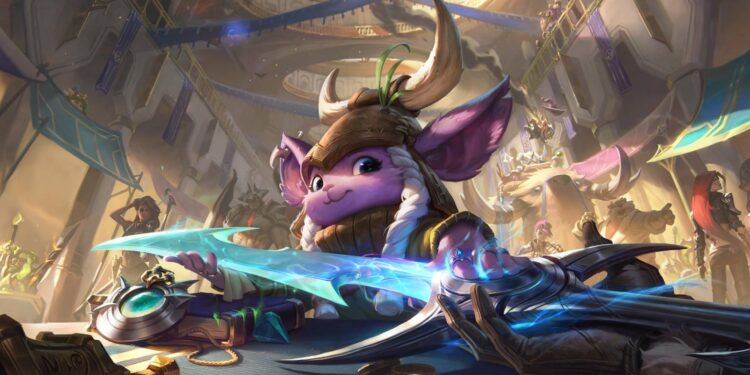 New Legendary items for Enchanters, Tank, and Sanguine Rework are confirmed by Riot Game 1