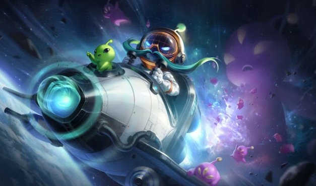 League of Legends: Astronaut skins and a new Prestige for Zed 2