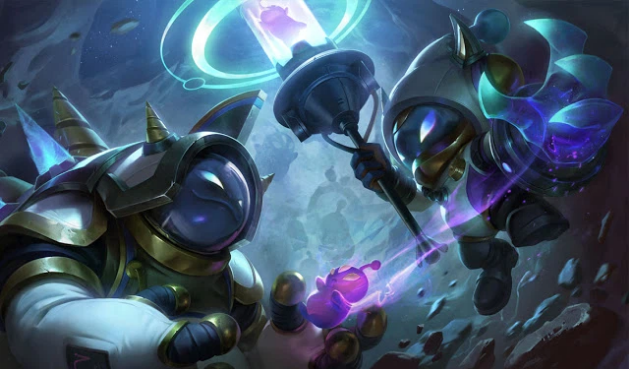 League of Legends: Astronaut skins and a new Prestige for Zed 3